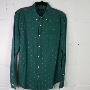 Nwt Lucky brand mens button down